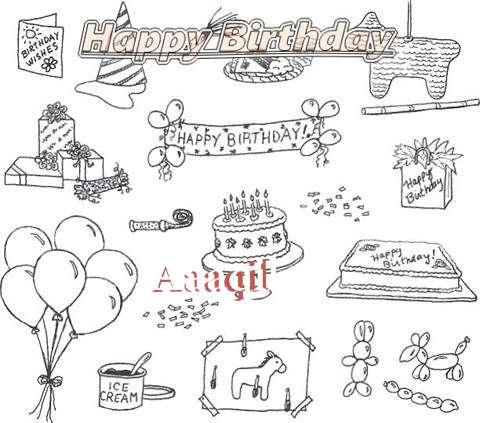 Happy Birthday Cake for Aaaqil