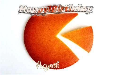 Acynth Birthday Celebration