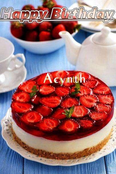 Wish Acynth