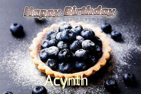 Acynth Cakes