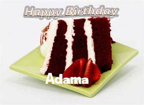 Birthday Wishes with Images of Adama
