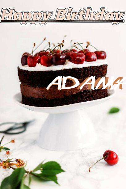 Wish Adama