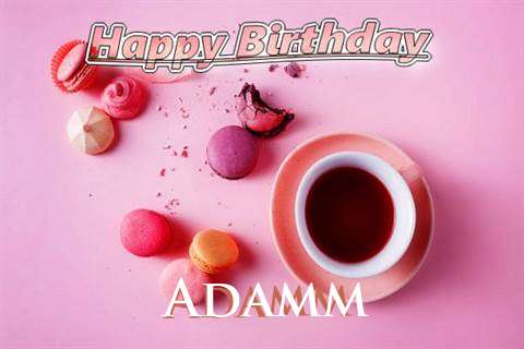 Happy Birthday to You Adamm