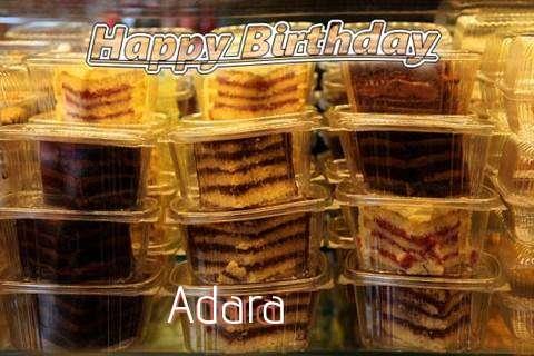 Happy Birthday to You Adara