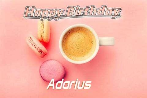 Happy Birthday to You Adarius