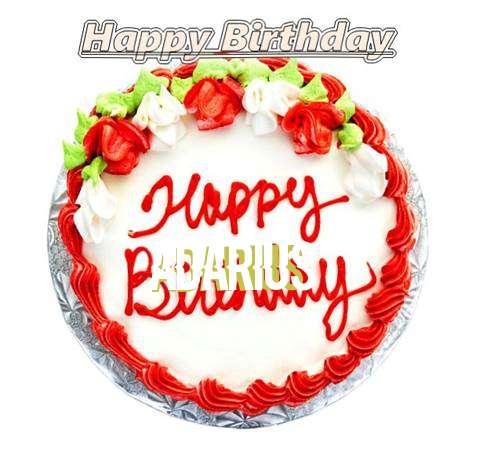 Happy Birthday Cake for Adarius
