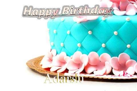 Birthday Images for Adarsh
