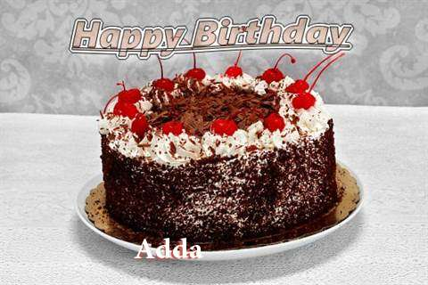 Happy Birthday Adda