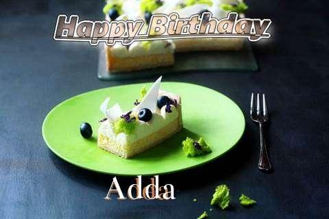 Adda Birthday Celebration