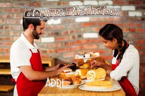 Birthday Images for Addi