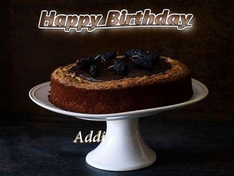 Addi Birthday Celebration