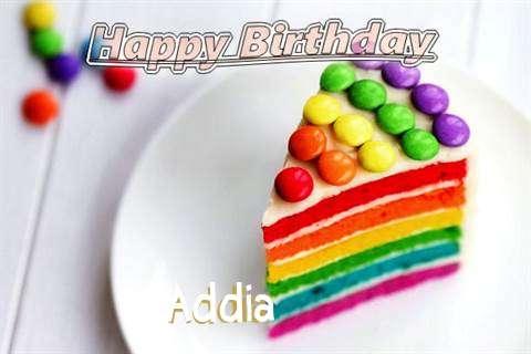 Addia Birthday Celebration