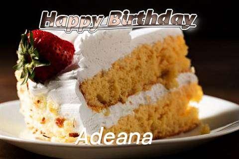Happy Birthday Adeana