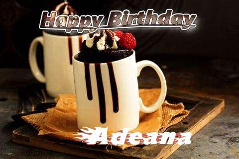 Adeana Birthday Celebration