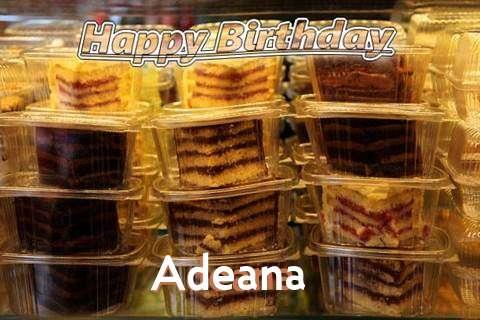 Happy Birthday to You Adeana