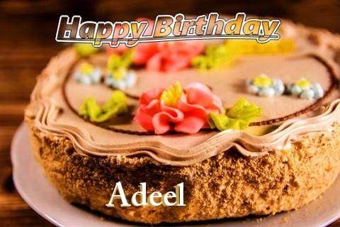 Happy Birthday Adeel