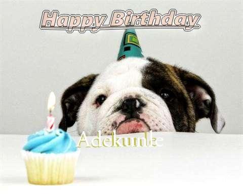 Birthday Wishes with Images of Adekunle