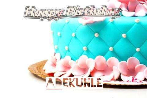 Birthday Images for Adekunle