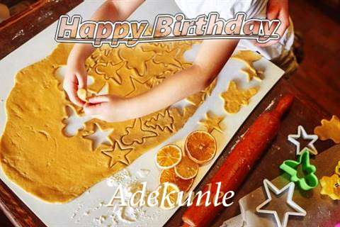 Adekunle Birthday Celebration