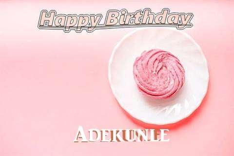 Wish Adekunle