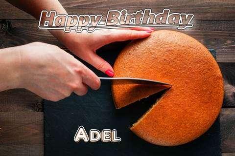 Happy Birthday to You Adel