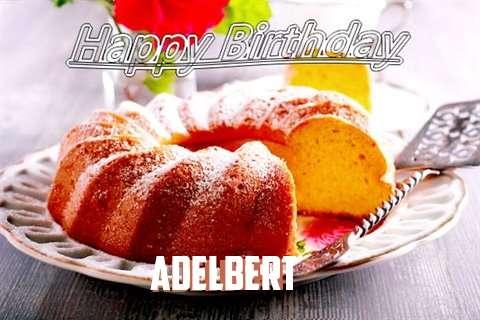 Adelbert Birthday Celebration