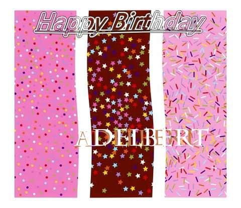 Happy Birthday Wishes for Adelbert