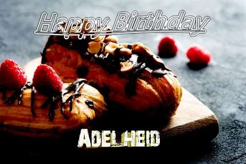 Happy Birthday Adelheid
