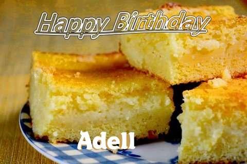 Happy Birthday Adell