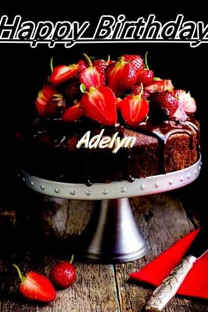 Happy Birthday to You Adelyn