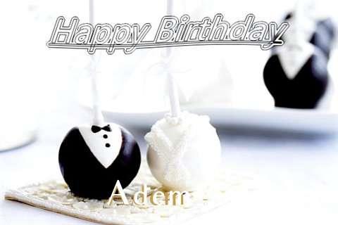 Happy Birthday Adem