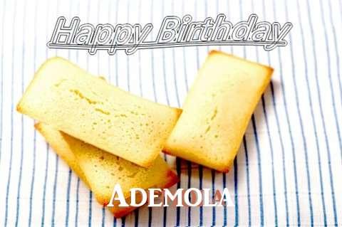 Ademola Birthday Celebration