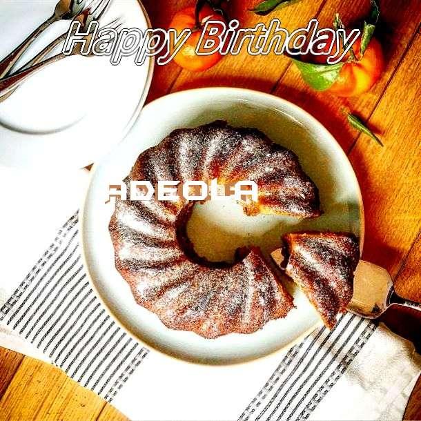 Adeola Cakes