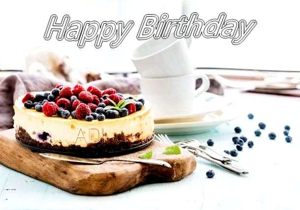 Birthday Images for Adi