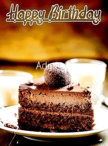 Happy Birthday Adin
