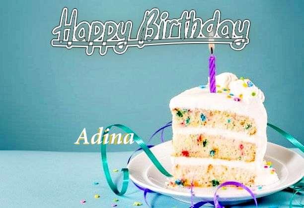 Birthday Images for Adina