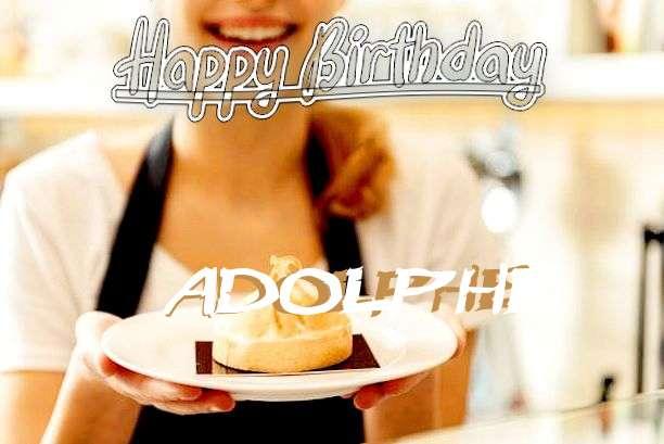 Happy Birthday Adolphe
