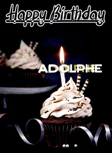 Happy Birthday Cake for Adolphe