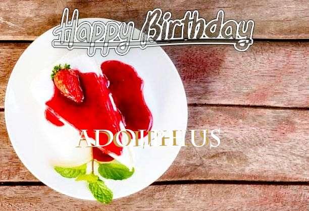 Wish Adolphus