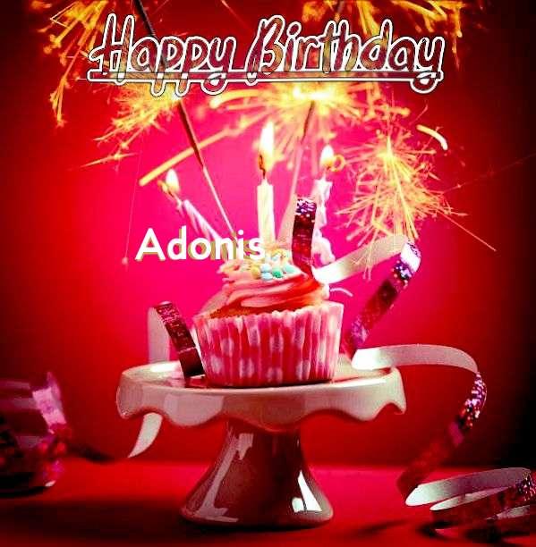 Adonis Cakes