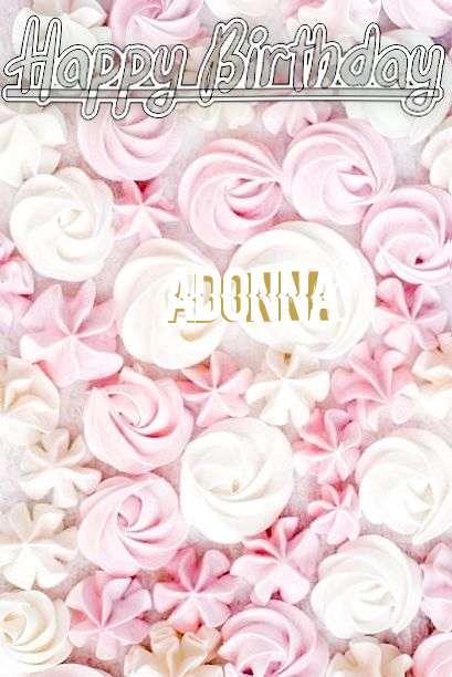 Adonna Birthday Celebration