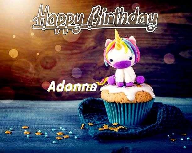 Happy Birthday Wishes for Adonna
