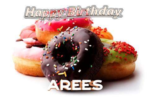Birthday Wishes with Images of Arees