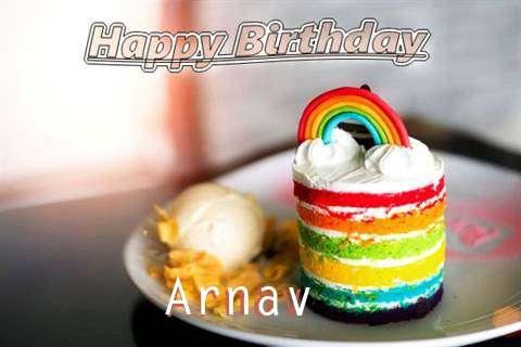 Birthday Images for Arnav