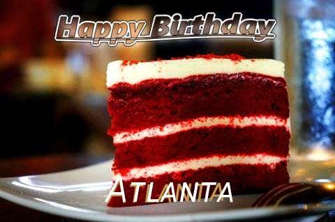Happy Birthday Atlanta