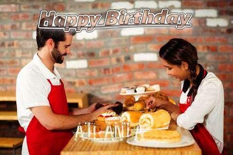 Birthday Images for Atlanta