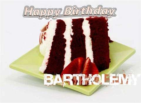 Birthday Wishes with Images of Bartholemy
