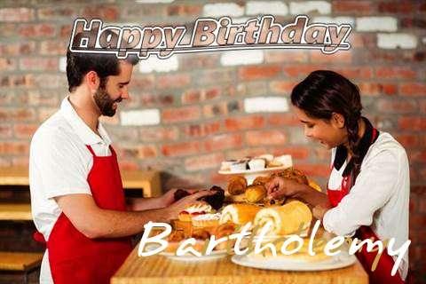 Birthday Images for Bartholemy