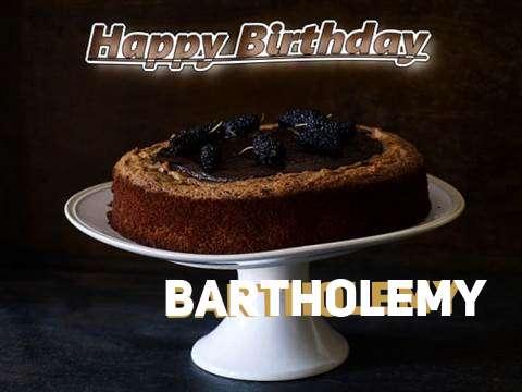 Bartholemy Birthday Celebration