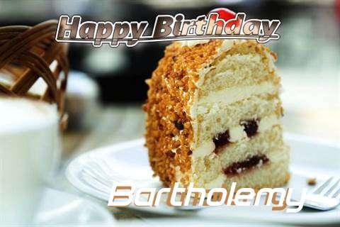 Happy Birthday Wishes for Bartholemy